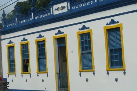 Pousada Casa Belmonte . Hostel - Belmonte - Inap sarapan