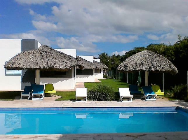 Green Village Bayahibe (casa 3) - La Altagracia - Huis