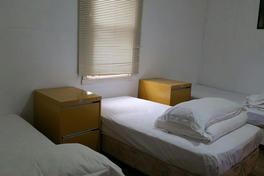 Shared Room Hostel Melbourne