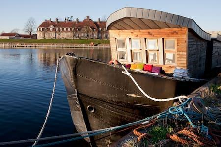 Husbåd med Københavns bedste udsigt - 哥本哈根 - 船
