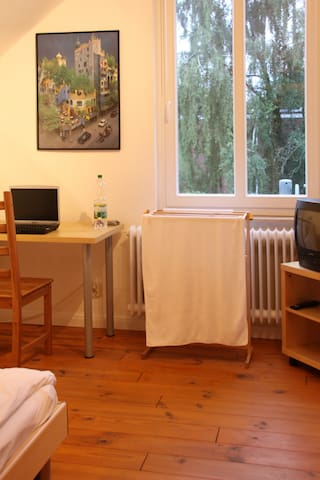 Möbliertes Zimmer in zentralerLage - Oldenburg - Hus