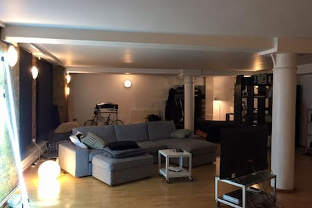 London / Dalston Loft 750sq ft - Hackney