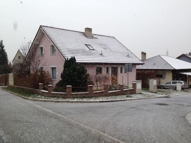 apartment in south Bohemia