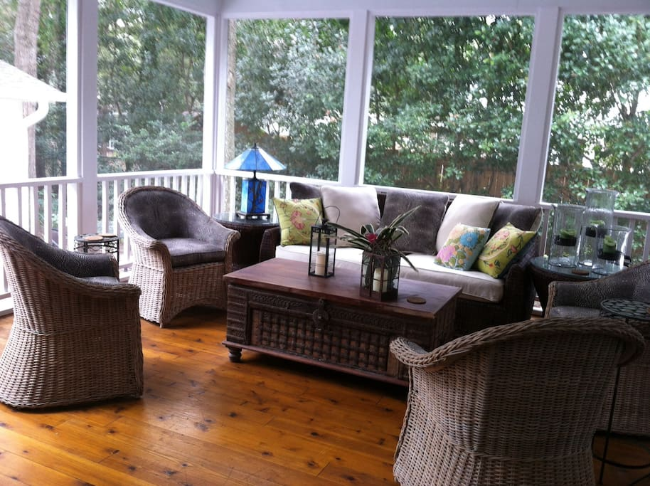 Charming Charleston Bungalow Private Bedroom Suite Bungalows For Rent In Charleston South