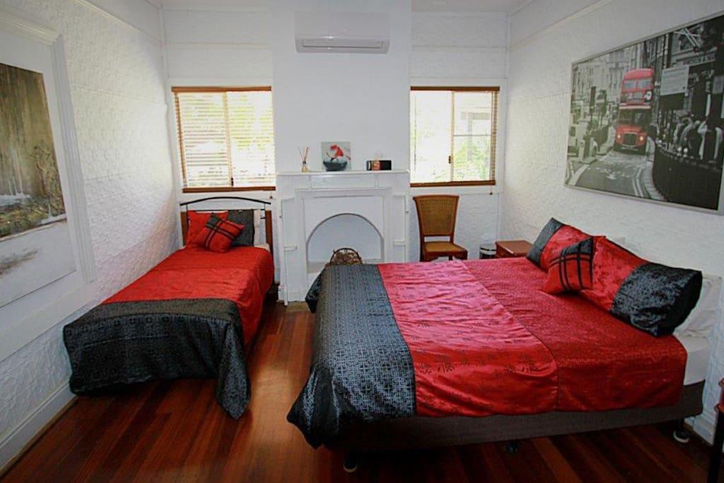 The Sydney Room