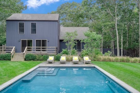Renovated East Hampton 4 Bdrm Home w/ Custom Pool
