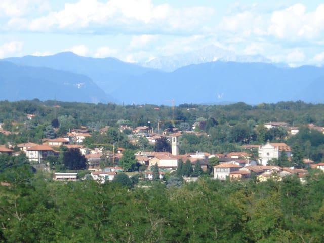 vicino treno S5 autostrada A8 Vares - Castronno - Apartmen