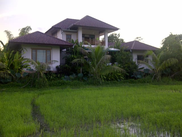 countryside living w. comfortable - Chiang Mai, Thailand - House