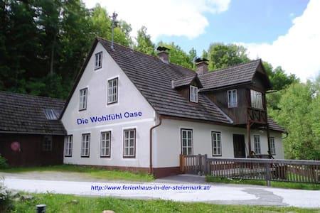Ferienhaus in der Steiermark - Ház