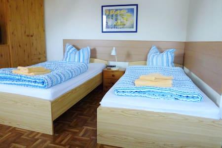 Wohnung4 auf Wassergrundstück Havel - Rathenow - Loma-asunto