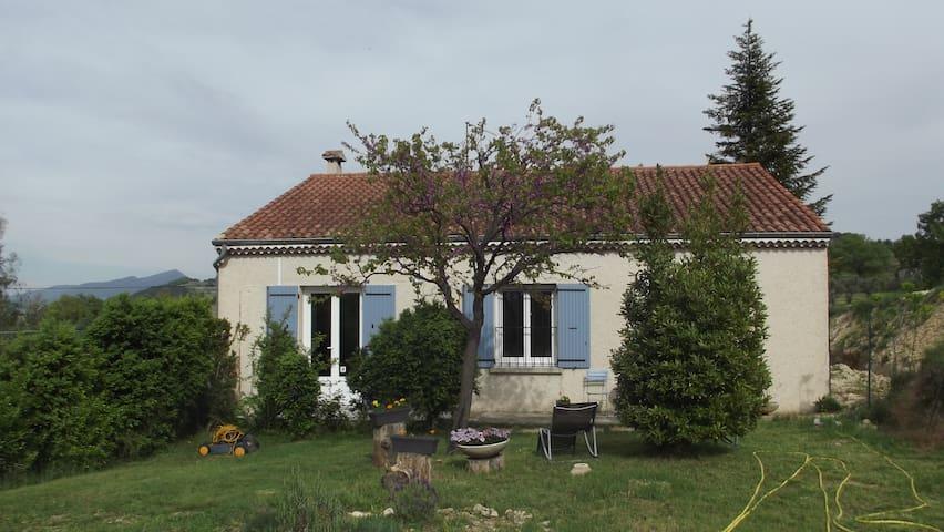 Vacances en Provence ou il fait bon vivre , 4 pers - Vaison-la-Romaine - Villa