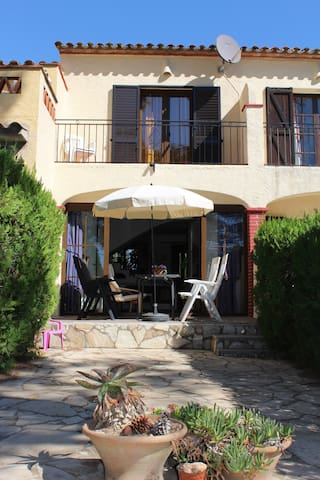 Lovely holiday home, close to beach and nature! - La Torre Vella - Houten huisje