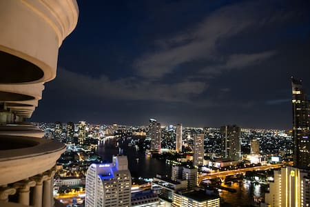 44th New 1BR Luxury River View,1161 - Bangkok