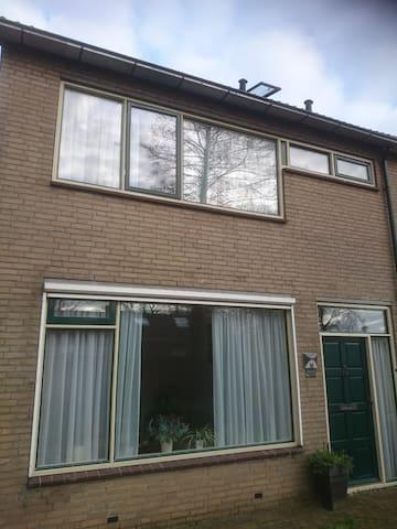 Cosy home close to Nijmegen and Arnhem