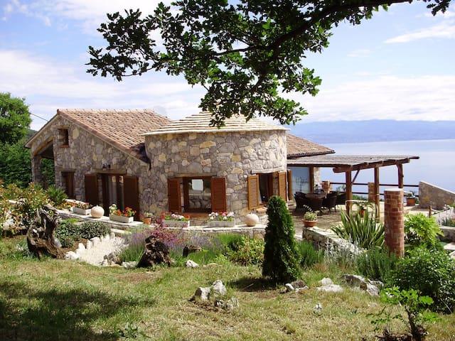 Villa Tramontana Opatija Sv.Jelena - Abbazia - Villa