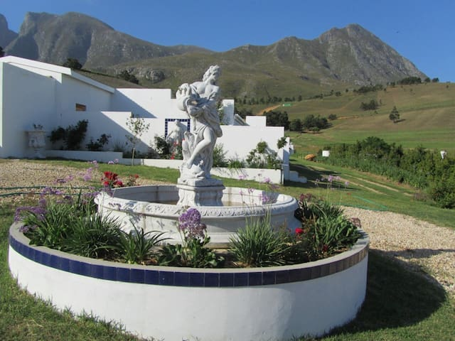 Self catering cottage 1. Farm - Swellendam - Chalé
