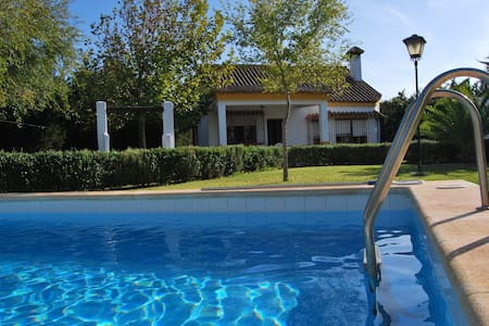 Cortijo Andaluz,private pool, beach - Conil de la Frontera - Villa