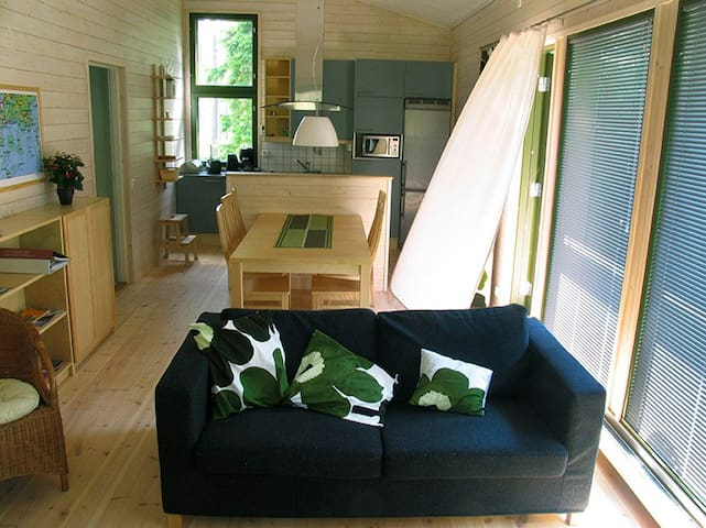 Modern cottage in the archipelago 5 - Kimitoön - Cabin
