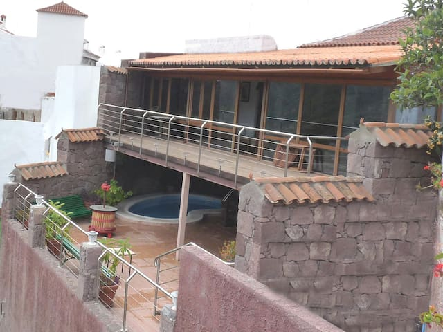 LUXURY COUNTRY HOUSE. GRAN CANARIA - Tejeda