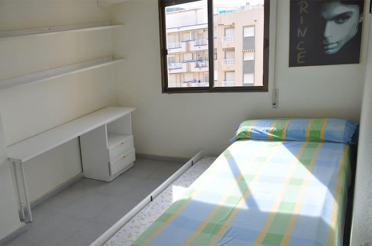 dormitorio (2 camas)