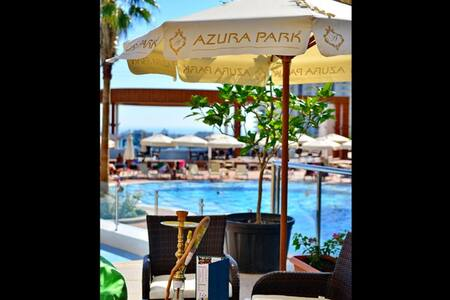 Azura Park - Luxusapartment Alanya - Mahmutlar - Lägenhet