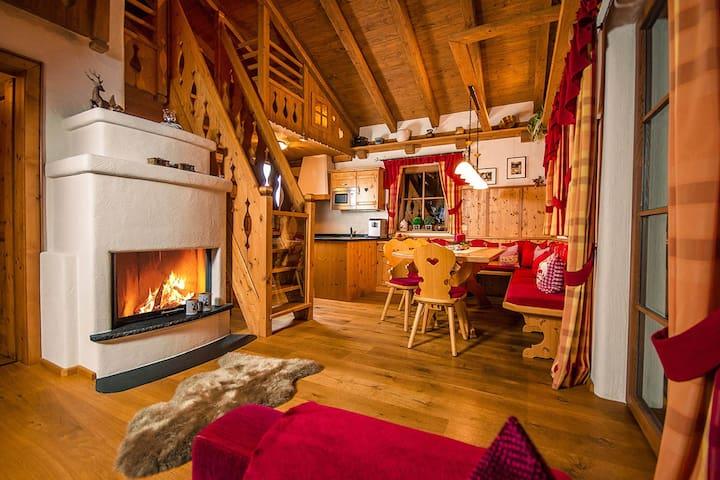 Berghof Chalet Flachau - Typ Almrose - Sankt Johann im Pongau