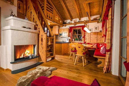 Berghof Chalet Flachau - Typ Almrose - Sankt Johann im Pongau - Hus