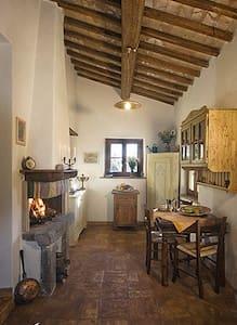 """Romeo"" wth covered terrace - Torre Alfina - Pis"