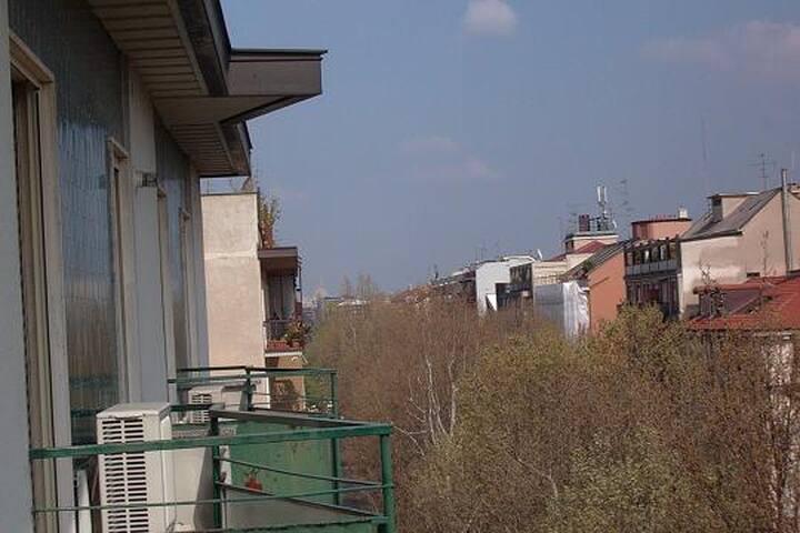 Blue House Giambellino - Milano - Appartamento