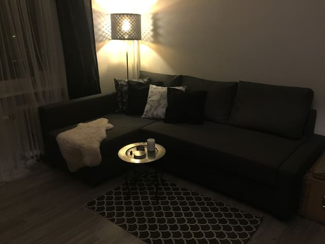 Cosy studio near central Stockholm