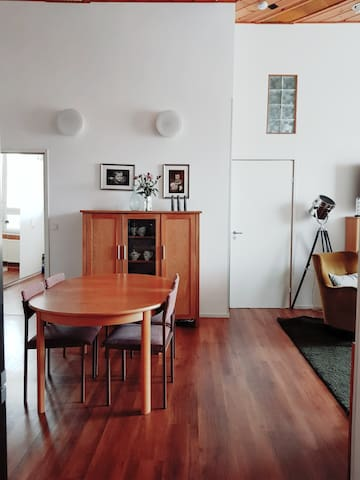 Spacious 3-Room Apartment Near Airport and City
