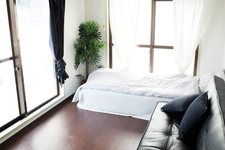 Shinjuku station is near! 10 minutes, 1 hour(401) - Shibuya-ku - Appartamento