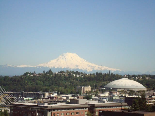 Deluxe, Downtown Tacoma Condo!