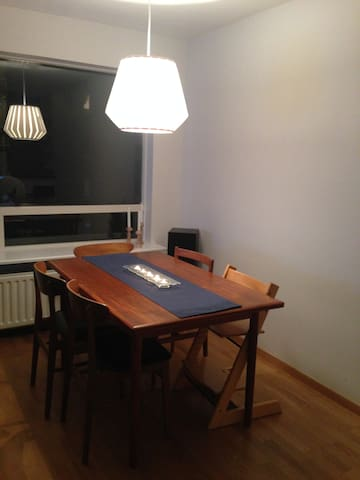 3 bedroom apartment - great for families