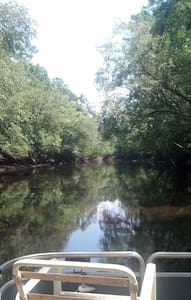 Black River Adventure in NC - Harrells