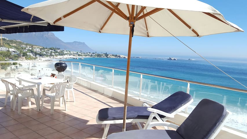 Charming Clifton Beach Apartment - Kaapstad - Appartement
