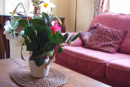 Rosemerryn Cottage - secluded self-catering accom. - Saint Buryan