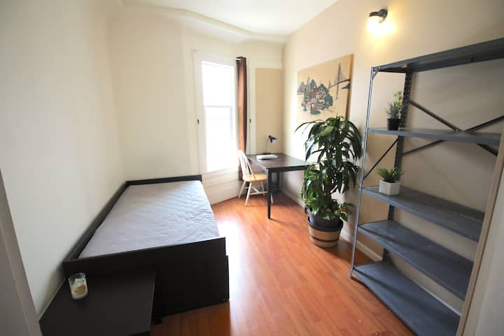 Discounted Cozy Private Room Richmond Seacliff SF