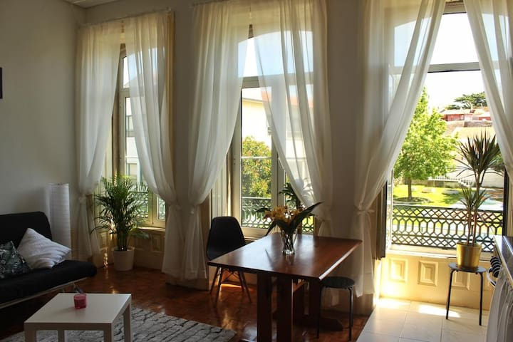 ☀️Let The Sunshine Inn☀️ Apt in the center of Porto