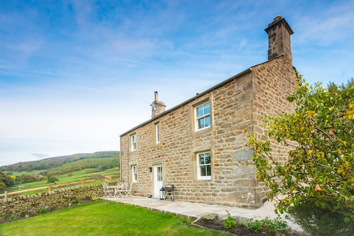 Yorkshire Dales Cottage with Breathtaking Views - Skipton  - Hus