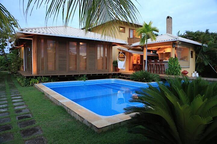 6 Suítes em Itacimirim-BA - Praia de Itacimirim - House