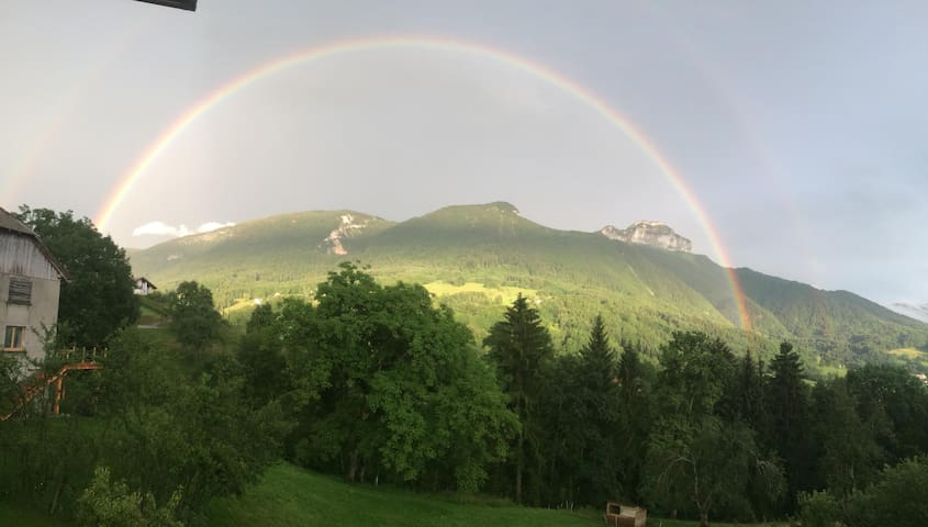 Entre Annecy & montagnes