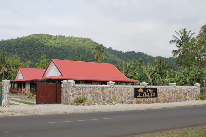 Modern Executive Villa in Lotopa (Back Villa)