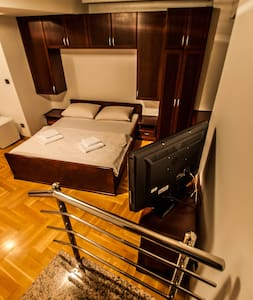 Modern, spacious, bathroom, cozy - Zagreb