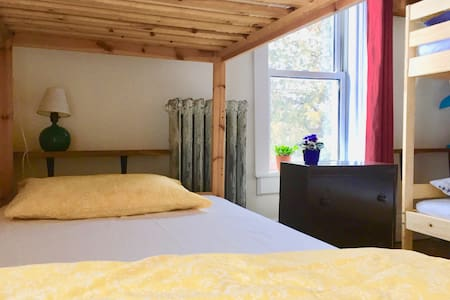 Bed in Shared 4-Bed Dorm - Lion's Head - 旅舍