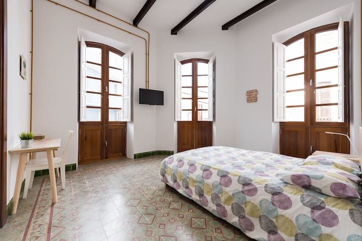Centric Bedroom Close To Old Town. Nº 1 - Las Palmas de Gran Canaria - Huis