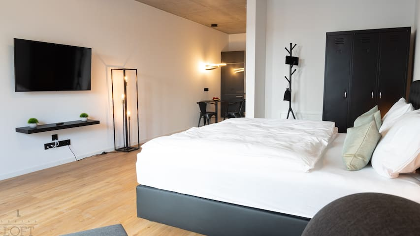 LÜTTES LOFT Boutique Hotel - Apartment 3