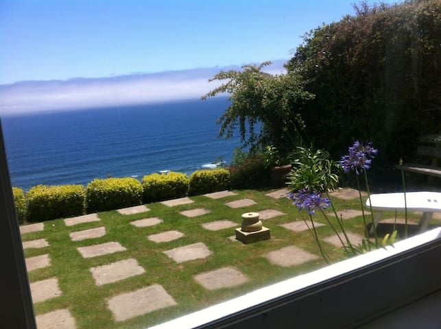 Apartment 1st floor ocean view- Golf & Beach - Maitencillo