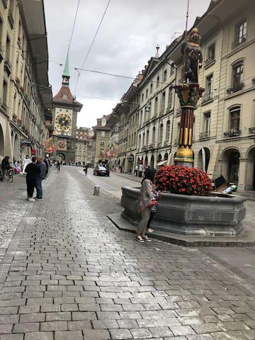 Studio/apartamento En Bern