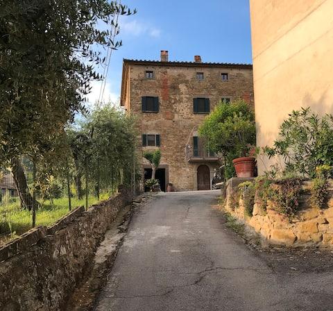 Apartment in Tuscany 5km to Cortona